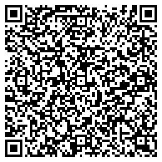 QR-код с контактной информацией организации TRON MC