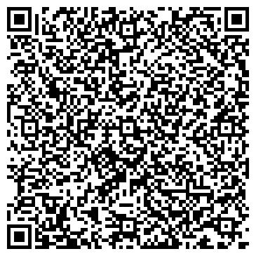 QR-код с контактной информацией организации Planet style