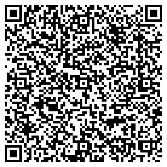 QR-код с контактной информацией организации Автомотор, ЧП