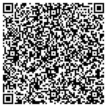QR-код с контактной информацией организации Интернет-магазин «Алорис»
