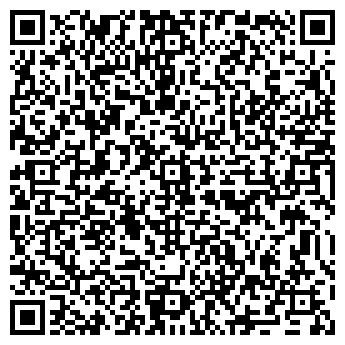 QR-код с контактной информацией организации ВебМол, WEBMALL