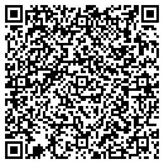 QR-код с контактной информацией организации БарАвто, ЧП