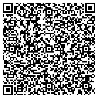 QR-код с контактной информацией организации Глориетт, ООО