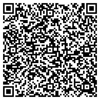 QR-код с контактной информацией организации ОПТТОРГ