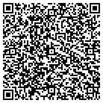 QR-код с контактной информацией организации БИБЕНДУМ