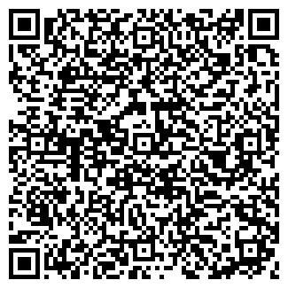 QR-код с контактной информацией организации АКАДЕМОПТ