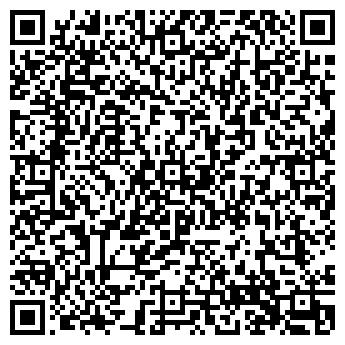 QR-код с контактной информацией организации AutoParts