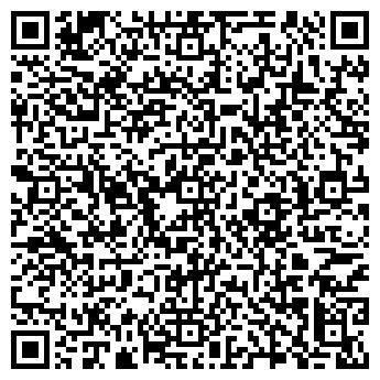 QR-код с контактной информацией организации Спасение, ИП