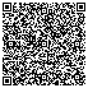 QR-код с контактной информацией организации Интерком, ТОО