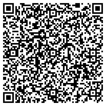 QR-код с контактной информацией организации ТУЛПАР, магазин, ИП