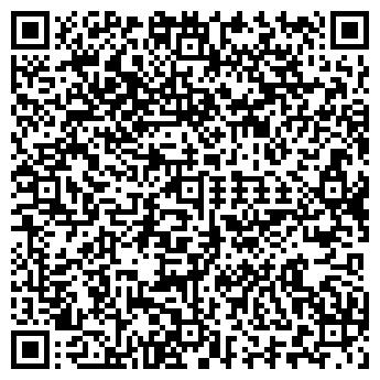QR-код с контактной информацией организации ИНТЕРООПБАНК