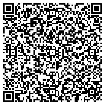 QR-код с контактной информацией организации АвтоФинанс