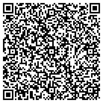 QR-код с контактной информацией организации Частное предприятие Kinza