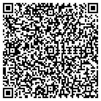 QR-код с контактной информацией организации ТОО NATIVER