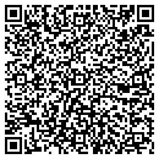 QR-код с контактной информацией организации ВИС ТОО