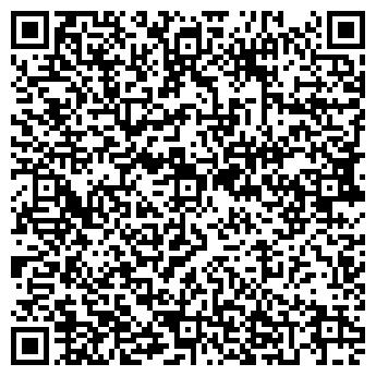 QR-код с контактной информацией организации ГБО на авто
