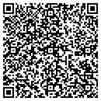 QR-код с контактной информацией организации ТЕХНОЛАЙН