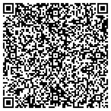 QR-код с контактной информацией организации магазин автозапчастей TopAuto