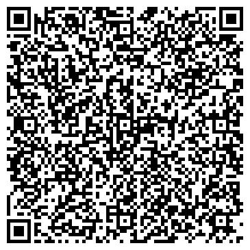 QR-код с контактной информацией организации Склад  МИЛОРД
