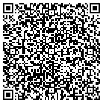 QR-код с контактной информацией организации Черныш, ЧП (Автокросс)