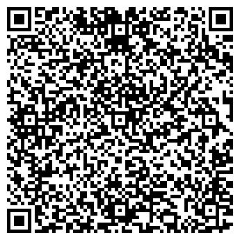 QR-код с контактной информацией организации Автогласс,ЧП