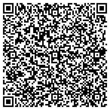 QR-код с контактной информацией организации Магазин Транзит