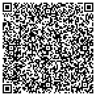 QR-код с контактной информацией организации BMW, MERS, Автомагазин, ИП