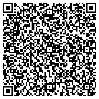 QR-код с контактной информацией организации Авто Мир