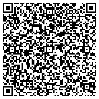 QR-код с контактной информацией организации CityCar