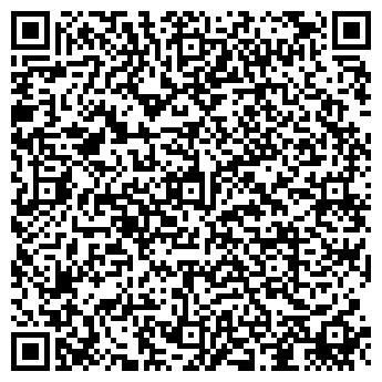 QR-код с контактной информацией организации Мотошкола, ЧП