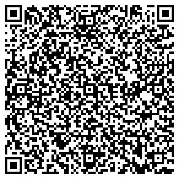 QR-код с контактной информацией организации ОБЩЕСТВО АВИАСТРОИТЕЛЕЙ