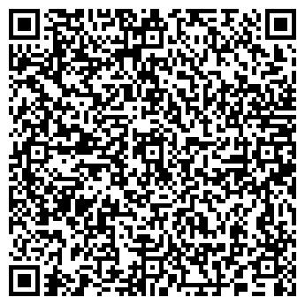 QR-код с контактной информацией организации Спорт реал, ООО