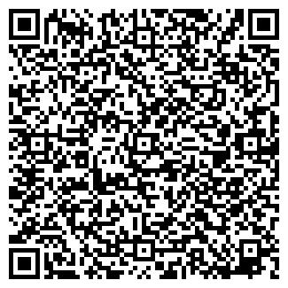 QR-код с контактной информацией организации RacingClan