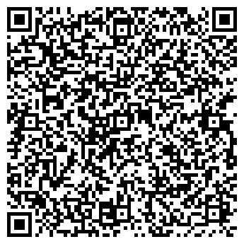 QR-код с контактной информацией организации AMC