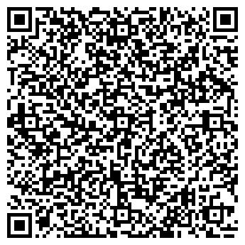 QR-код с контактной информацией организации АКБ-ДНЕПР
