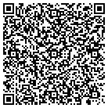 QR-код с контактной информацией организации Mobileye Украина