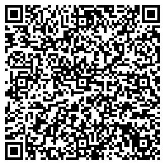 QR-код с контактной информацией организации Радиус, ЧП