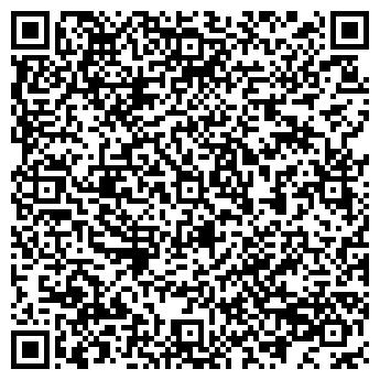 QR-код с контактной информацией организации Радуга-Авто, ЧП
