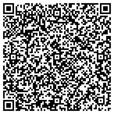 QR-код с контактной информацией организации Автошины, ФOП