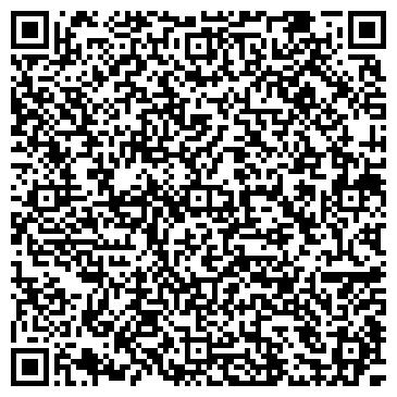 QR-код с контактной информацией организации Интернет-магазин покрышек и дисков, ЧП