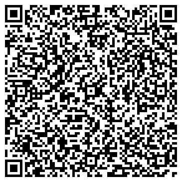 QR-код с контактной информацией организации Шины для машины, Компания