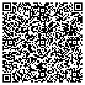 QR-код с контактной информацией организации Вертикаль 757, ООО