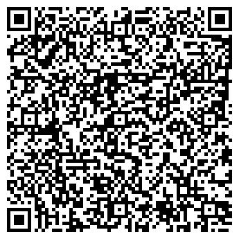 QR-код с контактной информацией организации КНИЖНЫЙ РАЙ