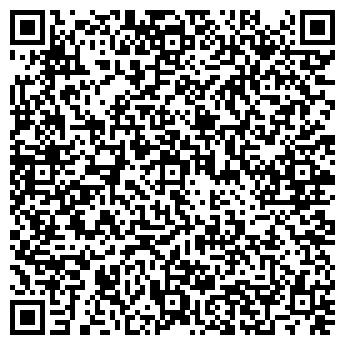 QR-код с контактной информацией организации ХАК Групп, АО