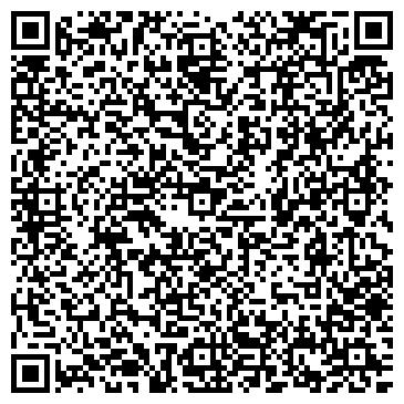 QR-код с контактной информацией организации ЦЕРКОВЬ ГЕОРГИЯ ПОБЕДОНОСЦА