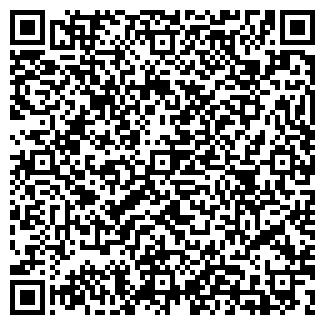 QR-код с контактной информацией организации Nice-shop
