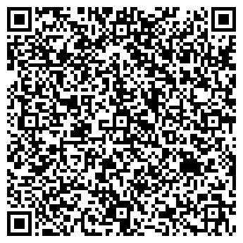 QR-код с контактной информацией организации Leopold