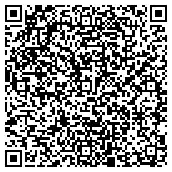 QR-код с контактной информацией организации ЦЕРКОВЬ ИИСУСА ХРИСТА