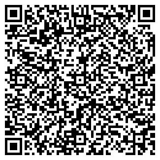 QR-код с контактной информацией организации КАП