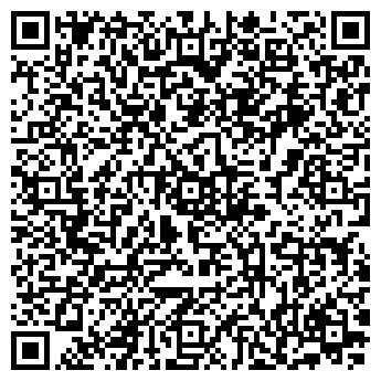 QR-код с контактной информацией организации ЦЕРКОВЬ ИОАННА БОГОСЛОВА